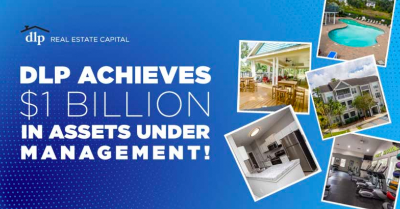 Congratulations to Client DLP Real Estate Capital