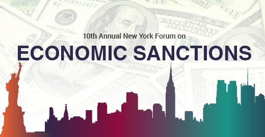 New York Economic Sanctions Forum Dec. 10-11, 2019 I New York City